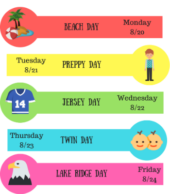 Kick-Off Spirit Week